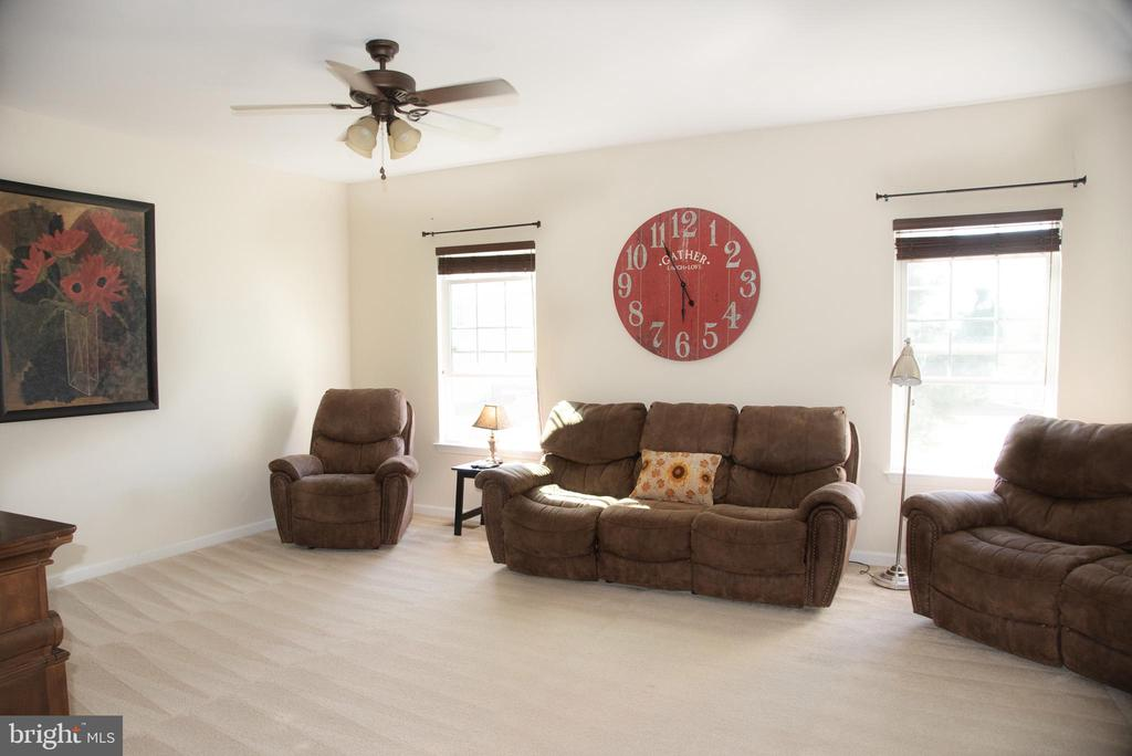 Open family/living room - 3 BRACEY MILL CT, FREDERICKSBURG