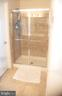Large Master Shower - 3 BRACEY MILL CT, FREDERICKSBURG