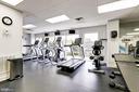 Exercize room - 501 SLATERS LN #123, ALEXANDRIA
