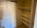 Closet #1 - 1276 N WAYNE ST #308, ARLINGTON