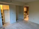 Bedroom #2 w/ large closet - 1276 N WAYNE ST #308, ARLINGTON