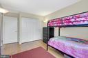 Second Bedroom - 1609 S HAYES ST #2, ARLINGTON