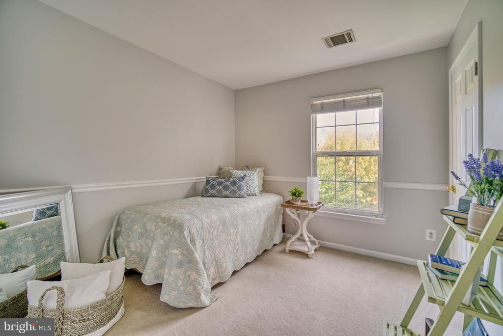 Bedroom Two - Upper Level - 14794 TRUITT FARM DR, CENTREVILLE