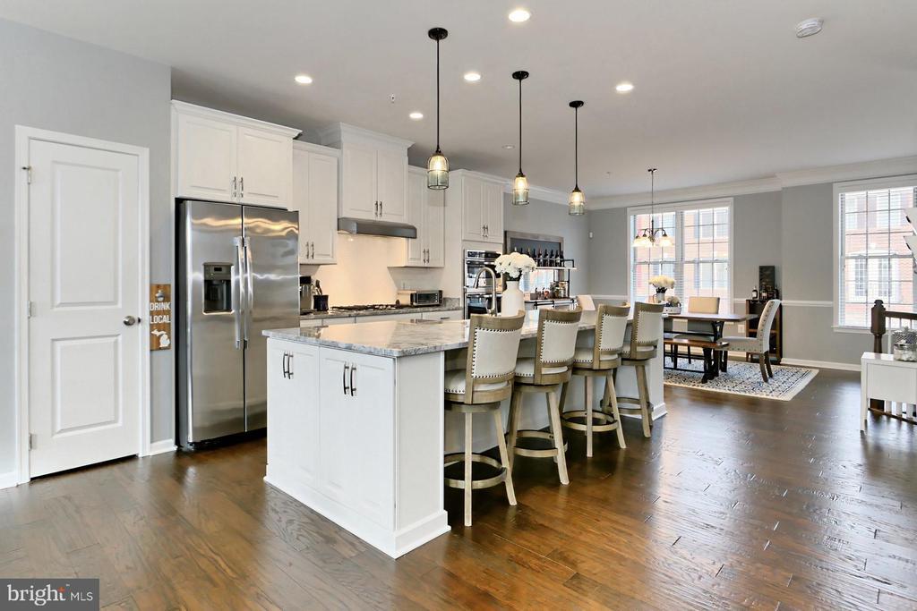 Kitchen - 42643 LANCASTER RIDGE TER, CHANTILLY