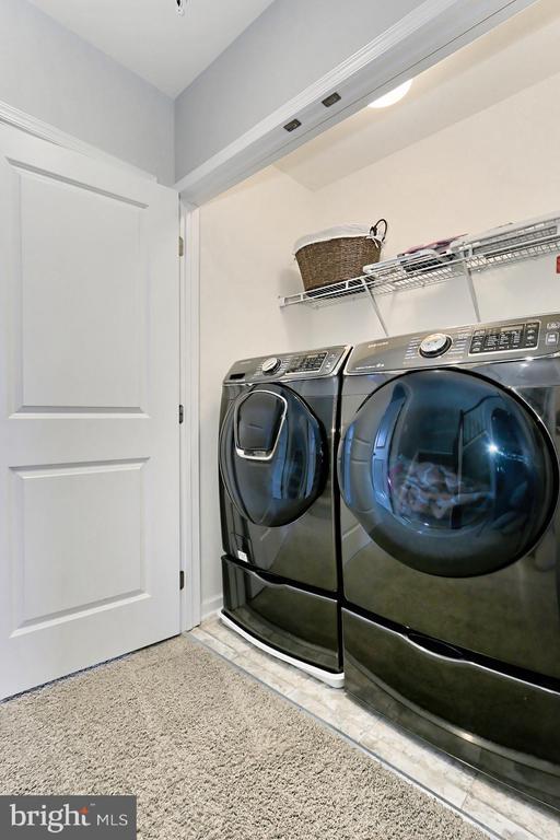 Washer/Dryer Bedroom Level - 42643 LANCASTER RIDGE TER, CHANTILLY