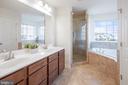Master Bathroom - 3479 SHANDOR RD, WOODBRIDGE