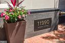 Address - 11990 MARKET ST #1803, RESTON
