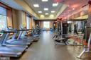 Fitness Room - 11990 MARKET ST #1803, RESTON