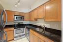 Upgraded Countertops - 3800 PORTER ST NW #302, WASHINGTON