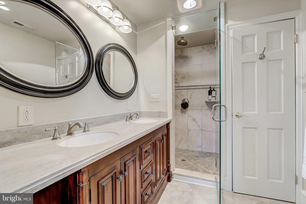 Primary Bathroom - 17706 OLD FREDERICK ROAD, MOUNT AIRY