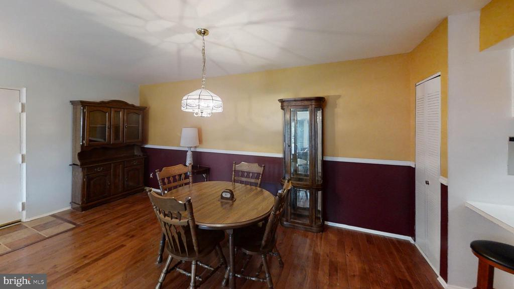 Spacious Dining Area - 161 N EMORY DR #8, STERLING