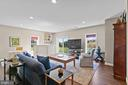 Recreation Room - 18109 OAK RIDGE DR, PURCELLVILLE
