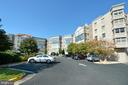 Building front view - 19350 MAGNOLIA GROVE SQ #211, LEESBURG