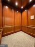 Elevator rich interior - 19350 MAGNOLIA GROVE SQ #211, LEESBURG
