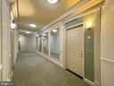 Second floor hall - 19350 MAGNOLIA GROVE SQ #211, LEESBURG