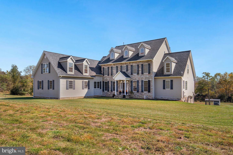 Single Family Homes のために 売買 アット Bluemont, バージニア 20135 アメリカ