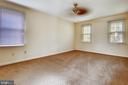 Plenty of space in Primary Bedroom - 1636 STOWE RD, RESTON