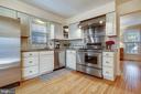 Kitchen - 1636 STOWE RD, RESTON