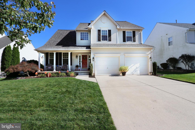 Single Family Homes för Försäljning vid Woolwich Township, New Jersey 08085 Förenta staterna