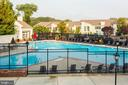 Large outdoor pool - 1403 N VAN DORN #C, ALEXANDRIA