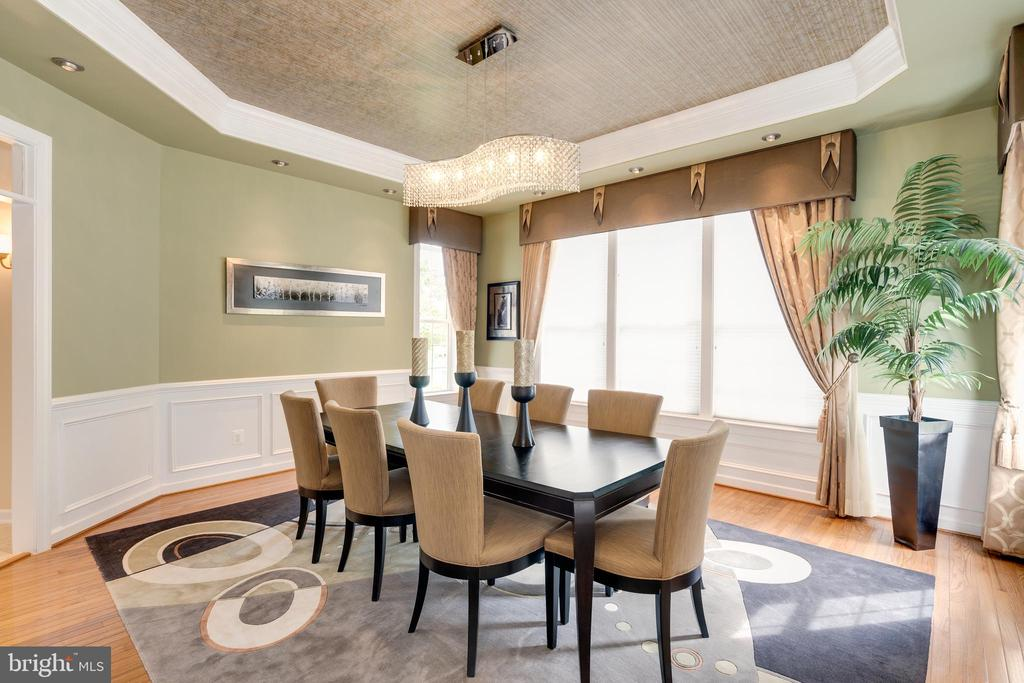 ML - Dining Room - 42917 VIA VENETO WAY, ASHBURN