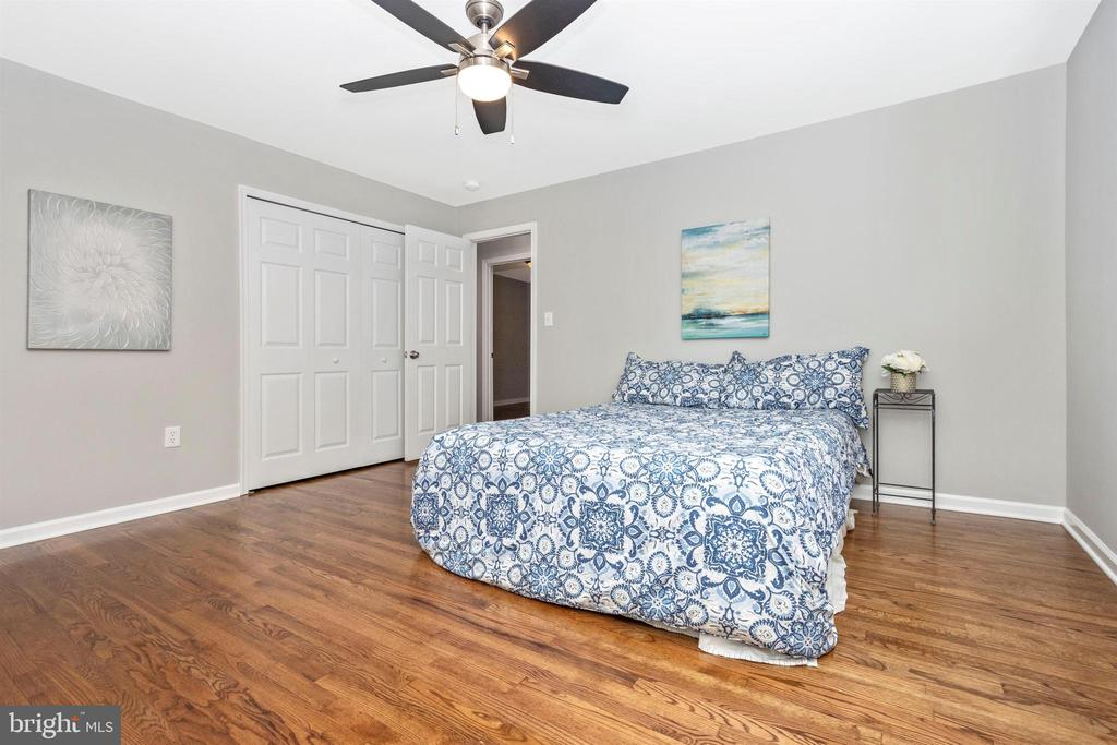 Primary Bedroom - 2575 THOMPSON DR, MARRIOTTSVILLE