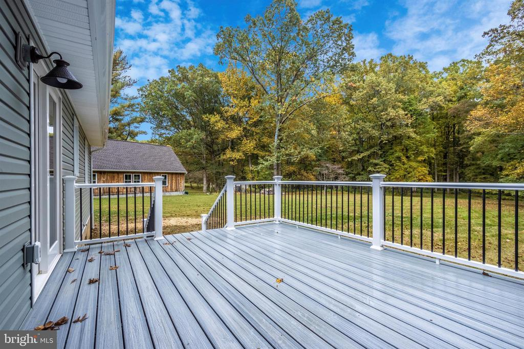 Deck - 2575 THOMPSON DR, MARRIOTTSVILLE