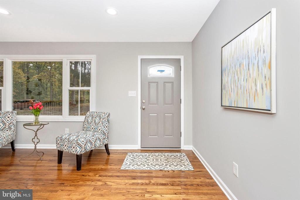 Entryway - 2575 THOMPSON DR, MARRIOTTSVILLE