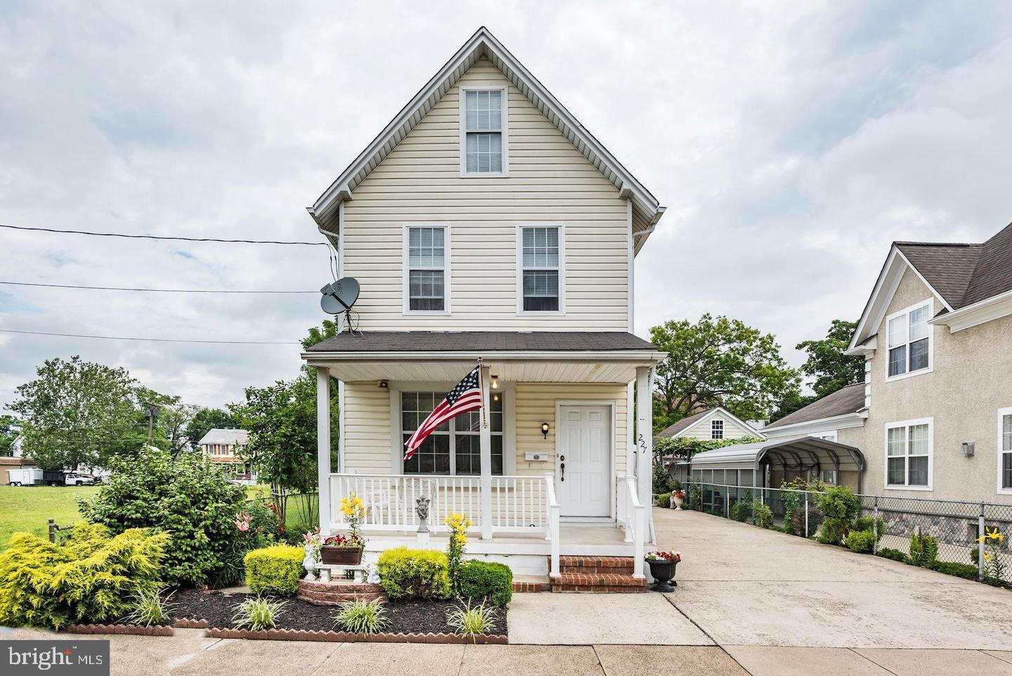 Single Family Homes for Sale at Riverside, New Jersey 08075 United States