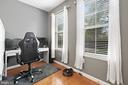 Office Nook - Gray Paint throughout main space - 42453 ROCKROSE SQ, BRAMBLETON