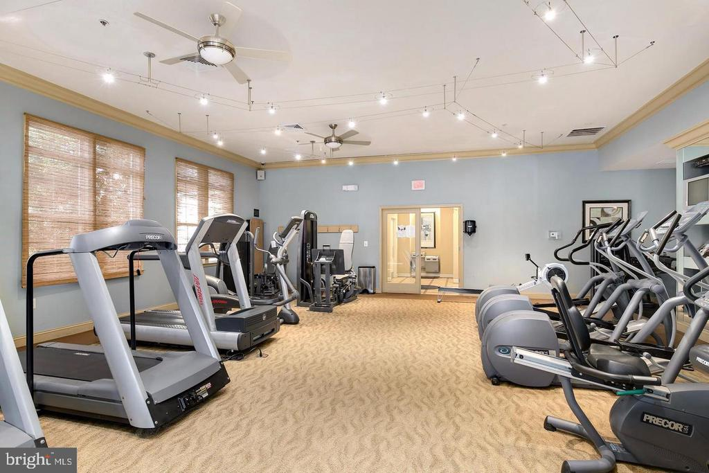 Summerfield Gym - 42453 ROCKROSE SQ, BRAMBLETON