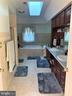 Master Bath - 9115 FISHERMANS LN, SPRINGFIELD