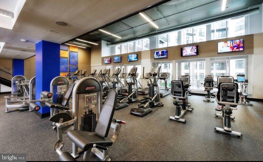 Gym included in HOA fee! - 2990 DISTRICT AVE, FAIRFAX