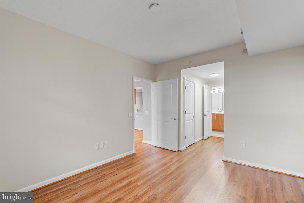 Bedroom - 1021 N GARFIELD ST #531, ARLINGTON