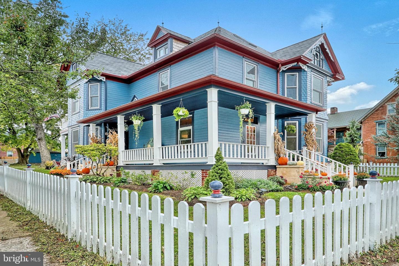Single Family Homes per Vendita alle ore Stewartstown, Pensilvania 17363 Stati Uniti