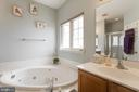 Master Bath - 61 PIKE PL, STAFFORD