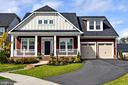 Large Front Porch - 2522 SWEET CLOVER CT, DUMFRIES