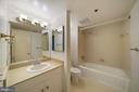 Full Bath - 1401 N OAK ST #608, ARLINGTON