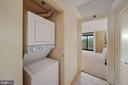 In-Unit Washer/Dryer - 1401 N OAK ST #608, ARLINGTON
