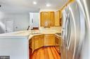 Kitchen - 20689 CARNWOOD CT, STERLING