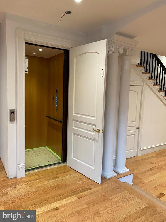 New Elevator - 2211 MASSACHUSETTS AVE NW, WASHINGTON