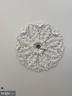 Handmade 2nd floor conference ceiling Medallion - 2211 MASSACHUSETTS AVE NW, WASHINGTON