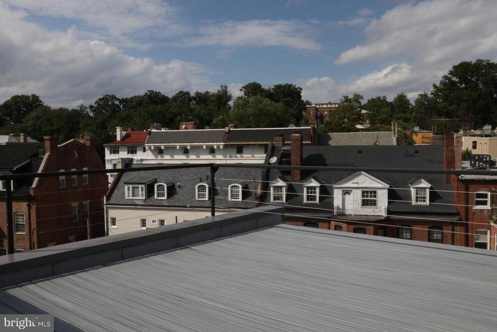 Roof Deck - 2211 MASSACHUSETTS AVE NW, WASHINGTON
