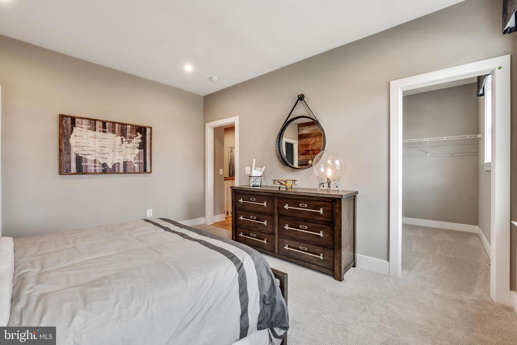 Bedroom #3 - 600 W K ST, PURCELLVILLE