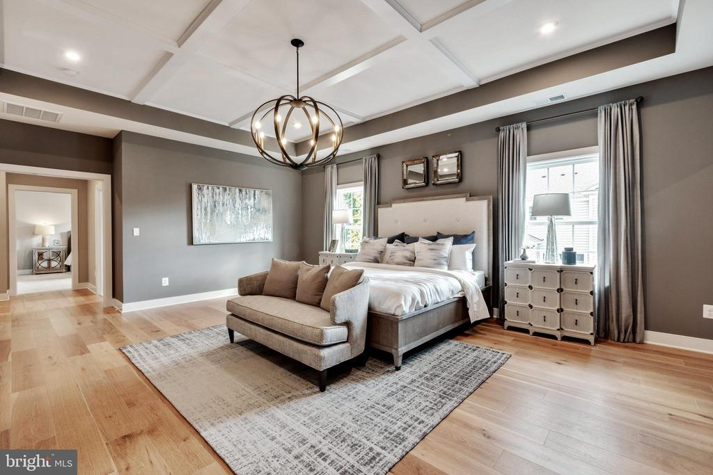 Custom lighting and ceiling - 600 W K ST, PURCELLVILLE