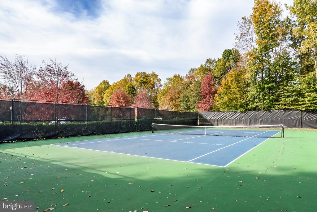 Lovely tennis courts - 46377 PRYOR SQ, STERLING