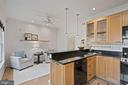 Sitting area or breakfast nook - 1174 N VERNON ST, ARLINGTON