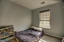 Bedroom 2- upper level - 7700 DUNEIDEN LN, MANASSAS