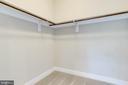 His closet - 224 N NELSON ST, ARLINGTON