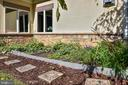 Stepping stone to flower gardens - 20448 OATLANDS CHASE PL, LEESBURG